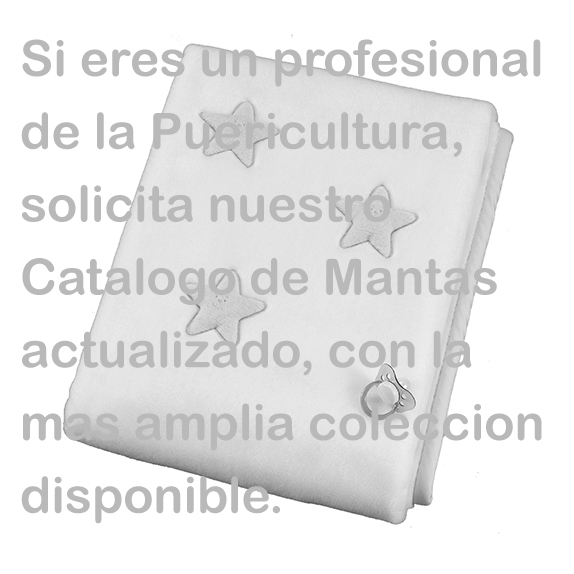 Mantas Cuna Solicitar Catalogo